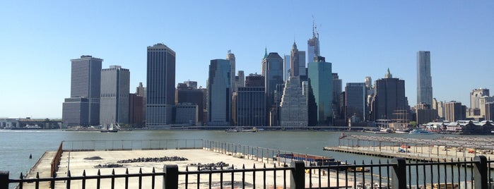 Brooklyn Heights Promenade is one of places/events.