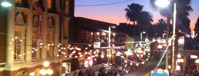 Downtown Ybor City is one of Favorite Arts & Entertainment.