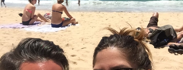 Manly Beach is one of Elyse's Tips.