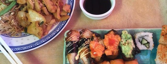 Meng Loong is one of vill äta på.