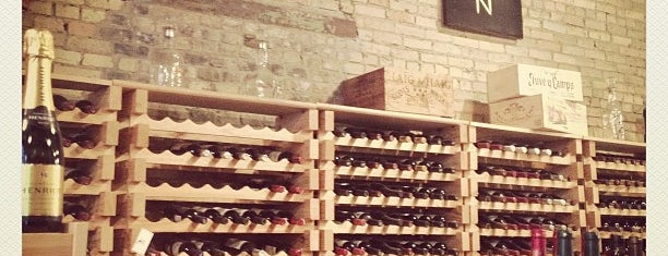 North Loop Wine & Spirits is one of Businesses & stores supporting Sunday liquor sales.