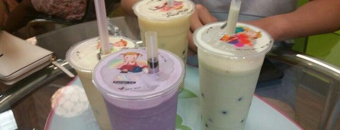 Yo Mama Premium Frozen Yogurt is one of Home To-Do.