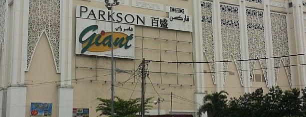 Top 10 favorites places in Kota Bharu, Malaysia