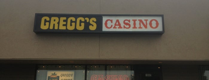 Gregg's Substation & Casino is one of Sioux Falls' Top 50.