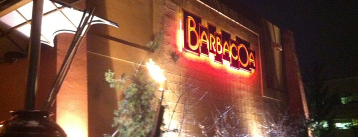 Barbacoa is one of Dining.