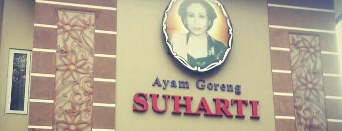 Ayam Goreng Suharti is one of Food Spots @Bandung.