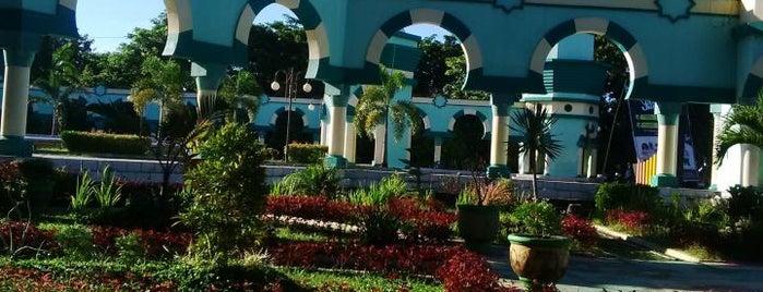 Taman musafir is one of Top 10 favorites places in Pangkep.