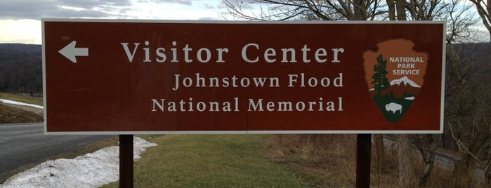 Johnstown Flood National Memorial is one of National Parks.