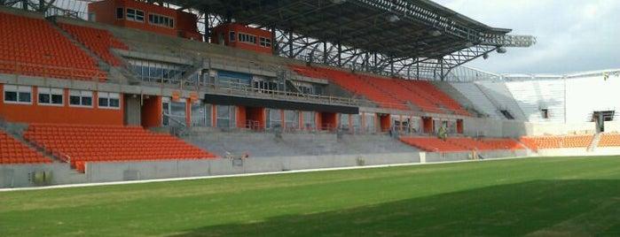BBVA Compass Stadium is one of การแข่งขันฟุตบอลนัดสำคัญ.