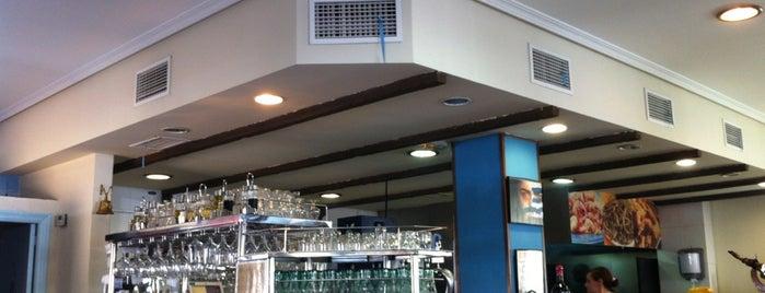 Resto Bar Montevideo is one of Donde comer y dormir en cordoba.