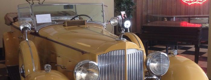 Packard Museum is one of Welker Studio's Culture Class.