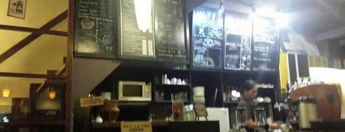 Kaffe Caffe is one of Coffee & Tea.