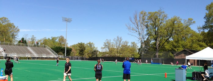 Williams Field at Jack Katz Stadium is one of First-Year Move In-Day 2012 (Aug 21).