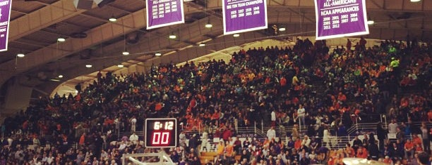 Welsh-Ryan Arena is one of B1G Arenas.