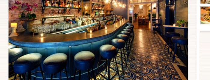 Bo's Kitchen & Bar Room is one of Manhattan Essentials.