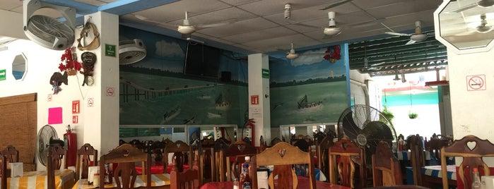 El Ostioncito Escondido is one of Restaurantes en Ciudad del Carmen, Campeche.