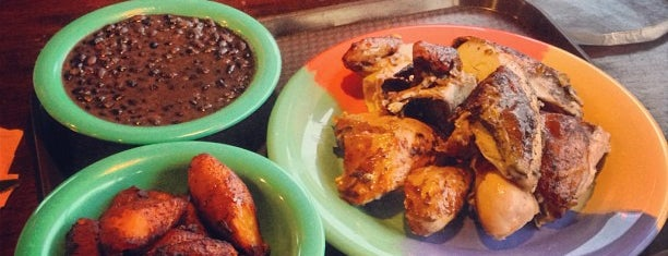 Mami Nora's Rotisserie Chicken is one of Raleigh Favorites.