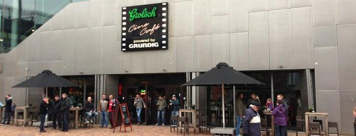 Grolsch Cine Café is one of Must-visit Food in Amsterdam.