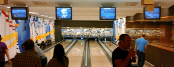ATTE Bowling Center is one of 1.