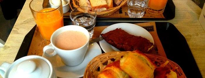 Boulangerie Cocu is one of Panaderías Francesas en Buenos Aires.