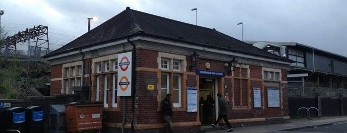 Stonebridge Park London Underground and London Overground Station is one of Tube Challenge.