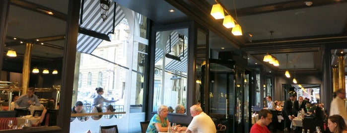 Brasserie du Louvre is one of  Paris Eat .