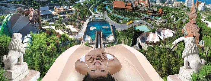 Siam Park is one of Favorite Arts & Entertainment.