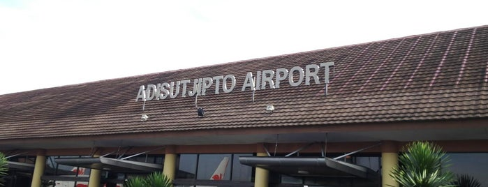 Adisutjipto International Airport (JOG) is one of Favorite Arts & Entertainment.