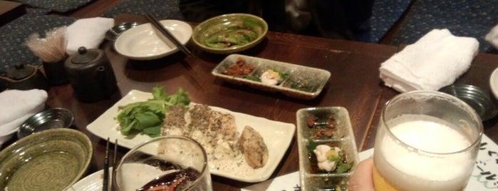 魚居酒屋 ととしぐれ 渋谷店 is one of KAMIの喫茶食事飲み処.