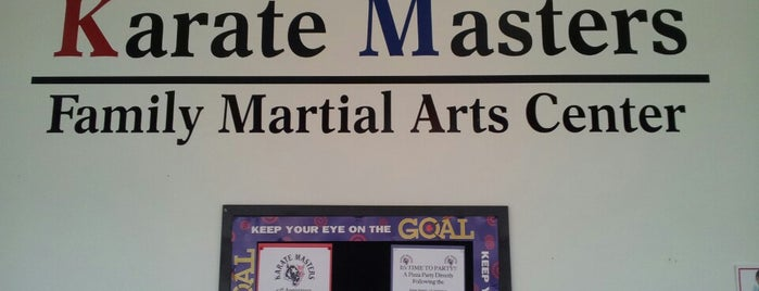 Karate Masters Family Martial Arts Academy is one of Favorite Martial Arts Schools.