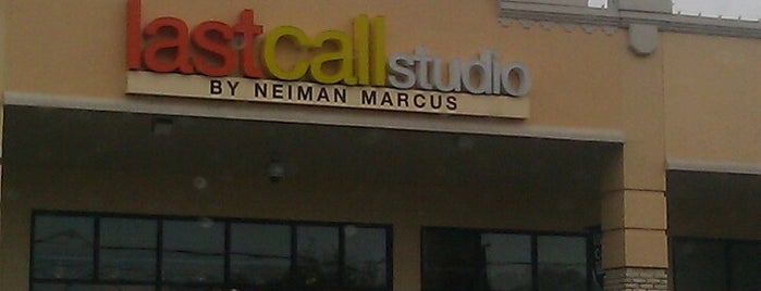 Last Call Studio is one of * Gr8 Dallas Shopping (non-grocery).