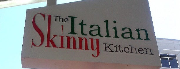 Skinny Italian Kitchen is one of Must-visit Food in Phoenix.
