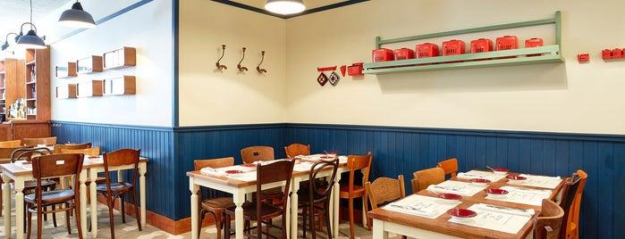 Cantinho do Avillez is one of Restaurantes.