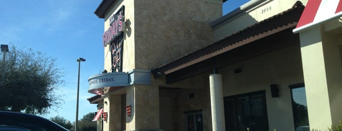 TGI Fridays is one of The 20 best value restaurants in Gainesville, FL.