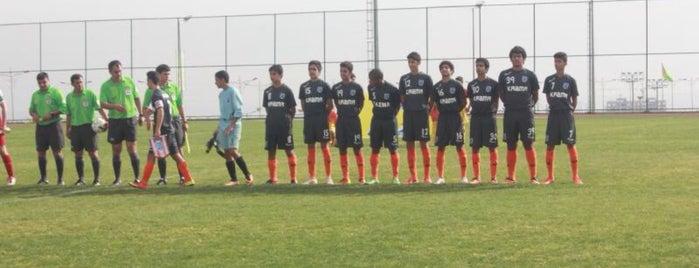 Kuwait Sporting Club is one of Courts Kuwait.