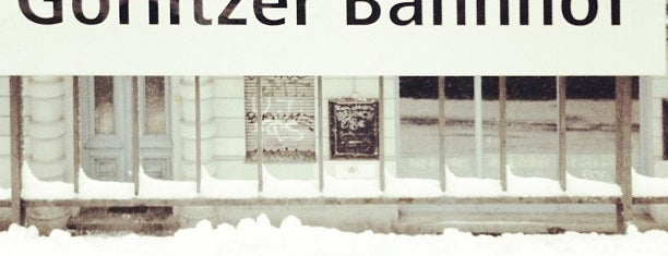 U Görlitzer Bahnhof is one of Besuchte Berliner Bahnhöfe.