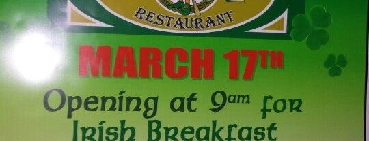 O'Brien's Sports Pub & Restaurant is one of I spy with my 4sq eye.
