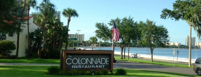 The Colonnade is one of Restaurants.