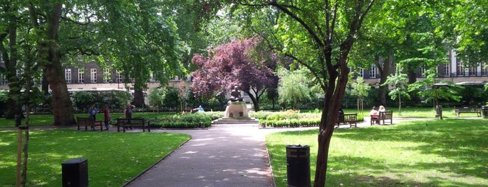 Tavistock Square is one of Must-visit Great Outdoors in London.