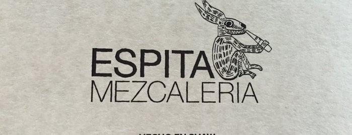 Espita Mezcaleria is one of Go-to spots.