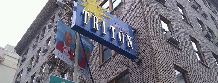 Hotel Triton is one of Frisco, CA.