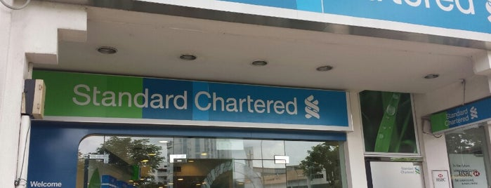 Standard Chartered Bank (Holland Village) is one of Standard Chartered Bank Branches (Singapore).