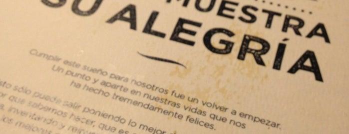El Kilo is one of My restaurants :).