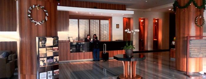 Hotel Santika is one of Makasar.