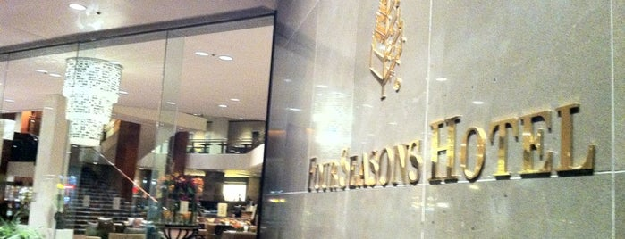 Four Seasons Hotel is one of Loved by Gluten Free'rs across Australia.