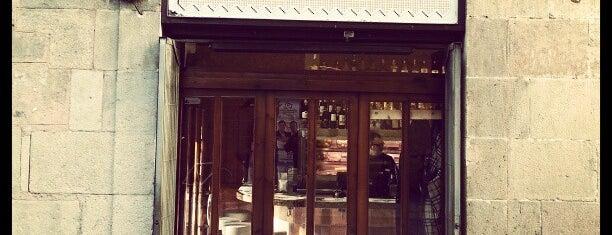 Cal Pep is one of #MWC13 - Catavino: Food, Beer, Wine List.