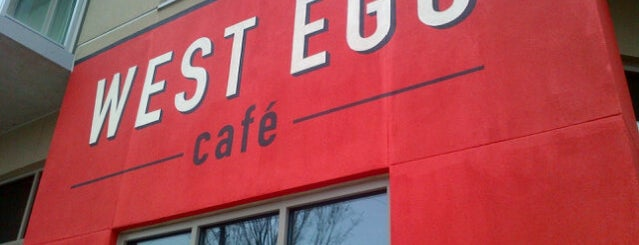 West Egg Café is one of Favorite Food Places All Around.