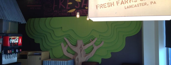Fresh Farms Cafe is one of Lancaster.