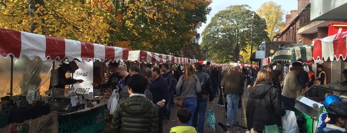 Harpenden Farmers Market is one of Best places in Harpenden, UK.