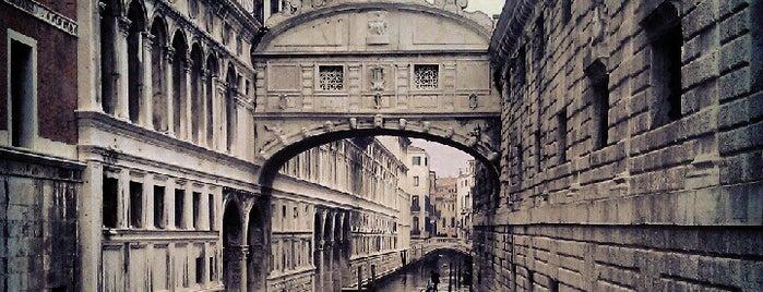 Ponte dei Sospiri is one of Italy 2011.